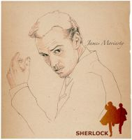 James Moriarty by 403shiomi