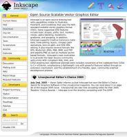 inkscape web design by daj