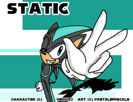 Static Request by PretzleFreckle