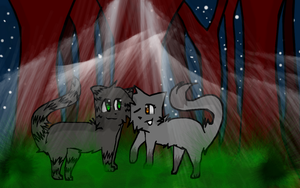 dovewing and bumblestripe by leafpool90944