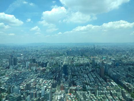Taipei 101 Overview by tokyo2501