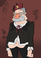 Great Uncle Stan by Cannibal-Cartoonist