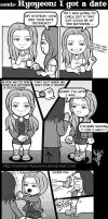 comic~hyoyeon: I got a date by cartoon-hyoyeon