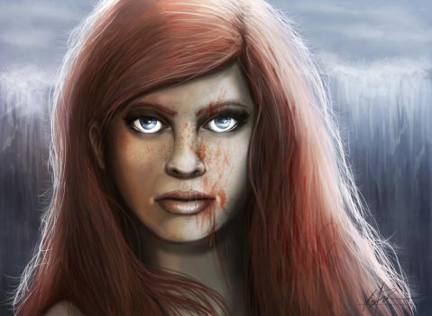 Ygritte by Karlingvarsson