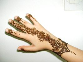 My Henna 7A by honeyness