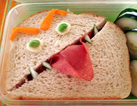 Sandwich by funnyimages