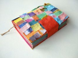 colorful journal by Patiak