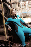 Sue Storm Comic Con Rio by plu-moon