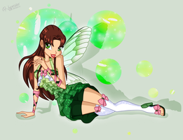 SailorJupiter Innovix by hyperster