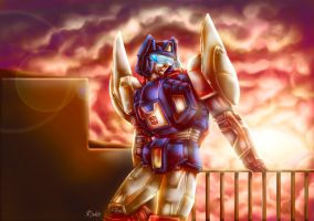Transformers leaders - Star Saber - by Taleea