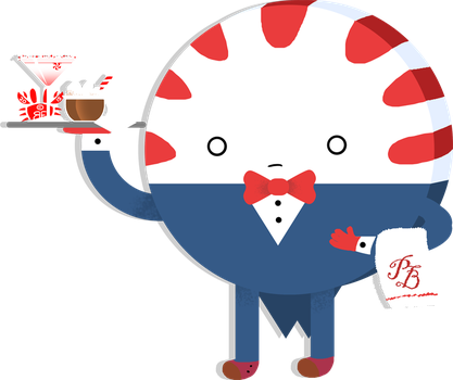 Peppermint Butler by briteddy