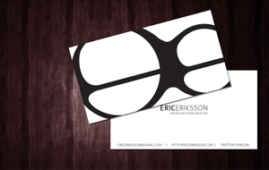 personal business card by ericpr0n