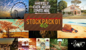 Stock Pack 01 by flawlessjlaw