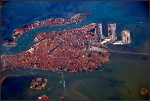 Venice from above by yuvi2