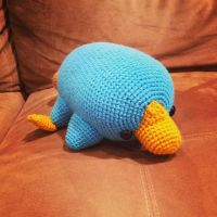 Perry the Platypus by aphid777