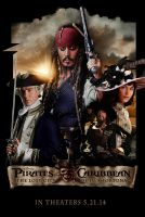 Pirates of the Caribbean 5 Fanposter by marty-mclfy