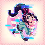 Vanellope by chicinlicin