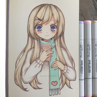 Latte by strawberrycake