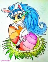 Happy Easter 2014 by LykosAnubis