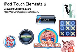 20100627 iPod Touch Elements 3 by EdwardHuaBin