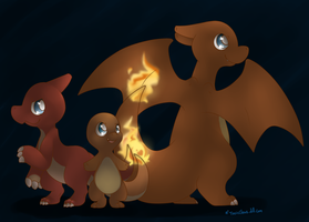 : The Trio Inferno : by ToxiicClaws