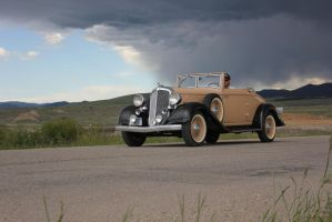 '33 Chrysler out for a spin by finhead4ever