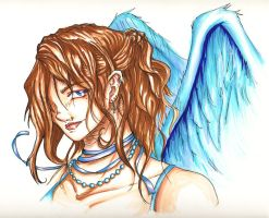 angelic blue by lavi