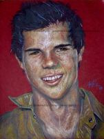 Taylor Lautner by xnightmares-exist