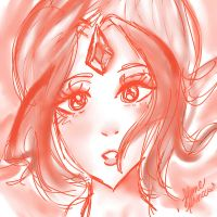 Flame Princess...Again! by Laugh0utLoud