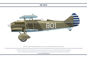 Fiat CR32 China 1 by WS-Clave