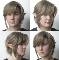 Twilight Princess Link Wig styled by Rinkujutsu