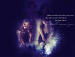 Kat Denning and Emma Stone by thesupernaturalgirl