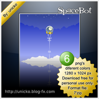 Spacebot 2 by unicko