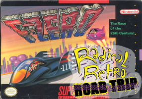 Radical Retro Roadtrip Ep02: F-Zero by JoeGPcom