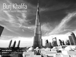 Soul of Dubai by hasher9