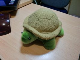Turtle Plushie by rukicrafts