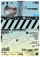 TECHNODELICA 2.0: Poster by woweek