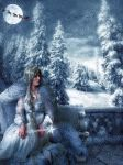 Snow Queen by olkag
