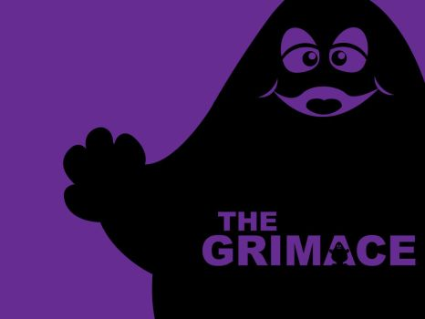 The Grimace by johnnysparks