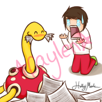 Shuckle eated my homeworkz by xXFaylenXx