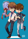 miyuki ur shirt is ugly by Sandy-kun