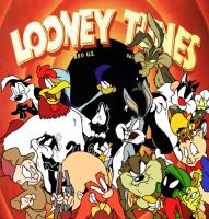 Looney Tunes by Winter-Freak