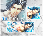 [Kit] Blue Warrior by HSt4rm