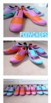 Ugly Ass Brogues by ponychops