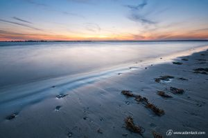 East Head Sunset by adamlack