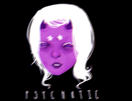 Psycho by Doe-Rae-Me