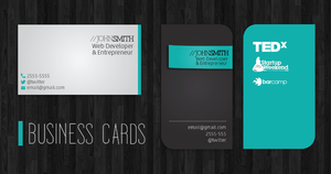 Business Cards by miriamuk21