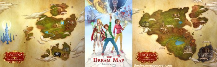 The Dream Map Combined Promo by jasonluthor