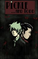 Pickle and Todd Cover 1 by Walter-Ostlie