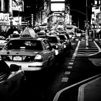 New York - Times Square II by DarkSaiF